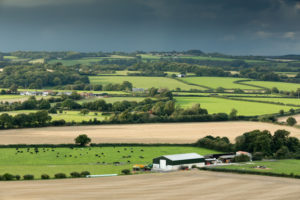 Farming country, by Rob Cochran (Wincanton)