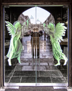 Angels at the Door - Malcolm Balmer