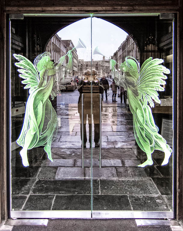 Angels at the Door - Malcolm Balmer