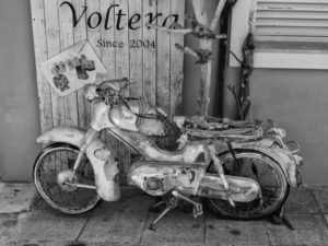 Motorbike - Mark Allen