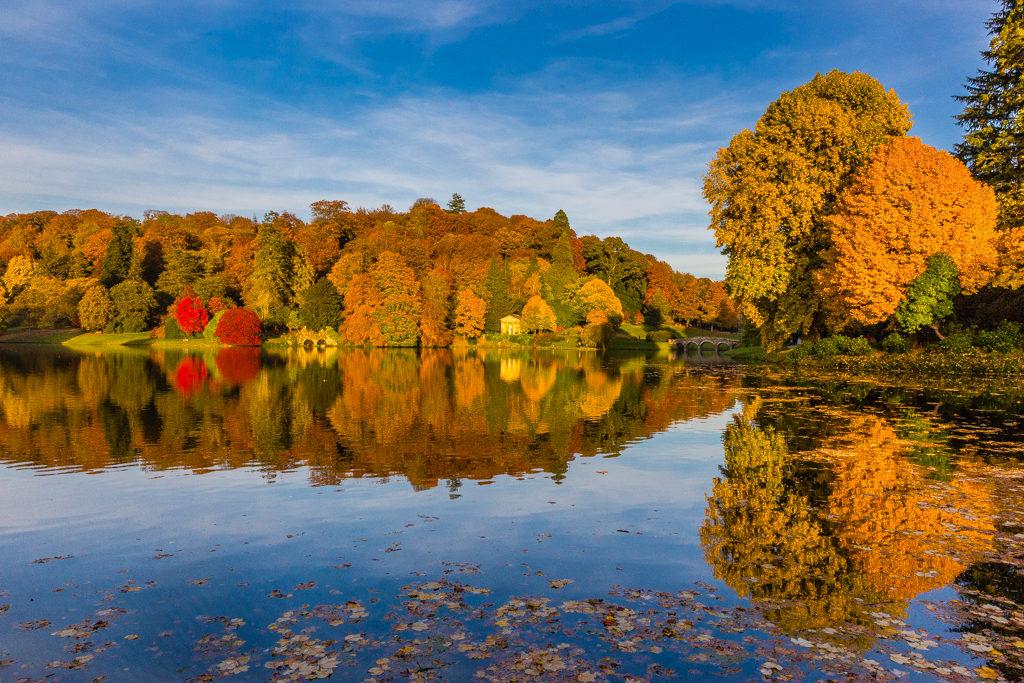 Autumn at Stourhead