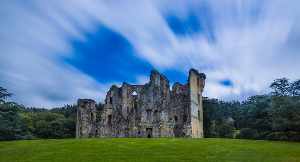 Wardour Castle