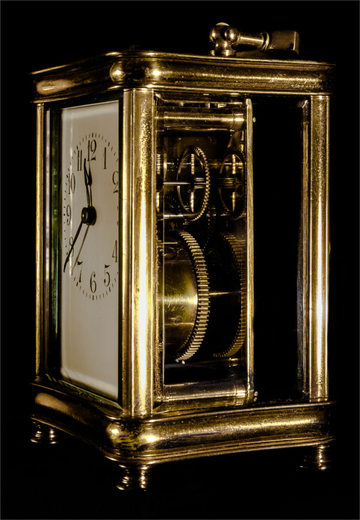 Ticking - Roger Gibson