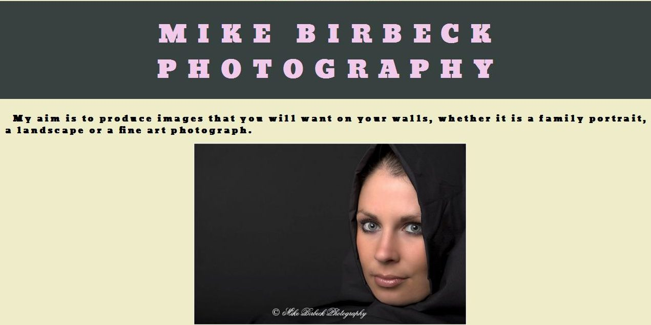 Mike Birbeck website