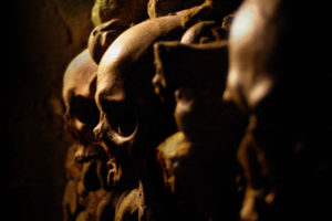 Paris Catacombs - Jay Warnes