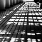 Floor Shadows - Liz Jubb