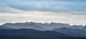 Scafell panorama - Malcolm Balmer