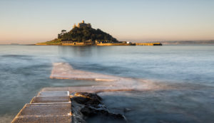 St Michaels Mount - Malcolm Balmer