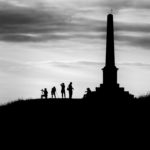 Ham Hill Silhouette - Chris Edgecombe