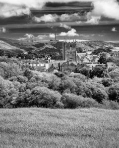 Corfe Castle Vliage and Beyond