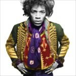 Jimi Hendrix - Classic Colour - Mason's Yard London - 1967/2010