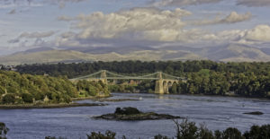 Peter-Menai Bridge & North Wales