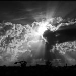Mike N - Crepuscular Rays Beyond the Allotments
