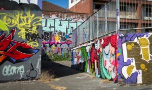 Graffiti: Bedminster, Bristol
