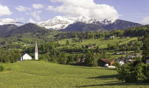 Faulensee Switzerland
