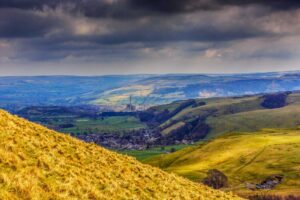From Kinder Scout