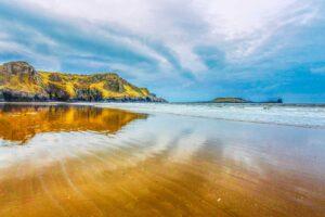 Rhossili Beach late afternoon-Mike Herrmann