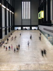 The Tate Gallery Turbine Hall-Mike Herrmann