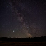 Chris - Jupiter, Saturn and the Milky Way