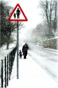 Fo - Snow in Sherborne