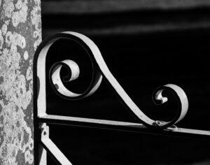 Iron Gate -Dave Chapman