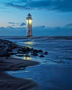 New Brighton Lighthouse - Chris Edgecombe