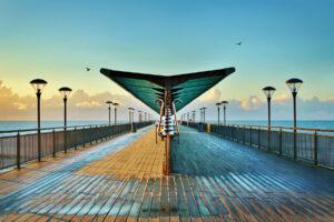 Boscombe Pier - Fo Bugler