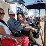 Chris E - Lyme Regis Group Photo Outtake